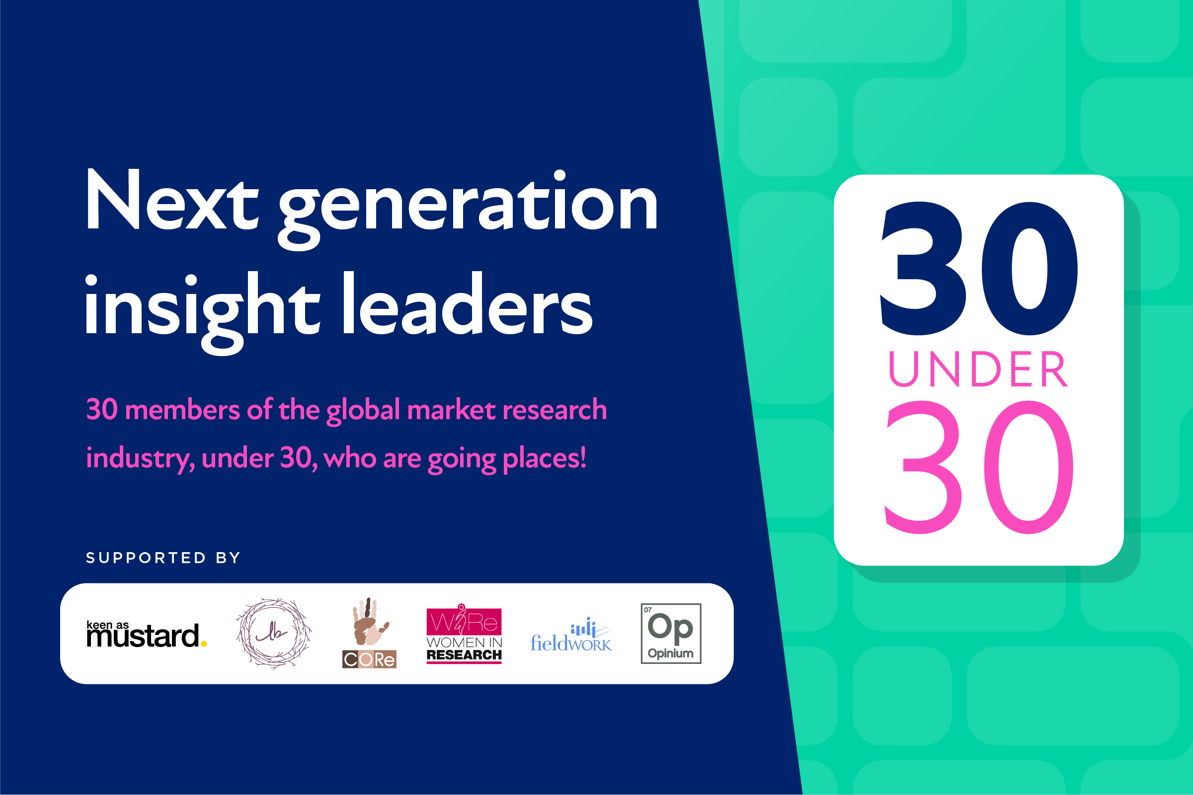 Significant Insights' Global 30 Under 30